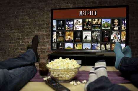 French say 'non' to Netflix, reveals entertainment report | TV Trends | Scoop.it