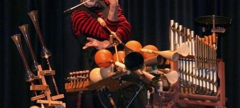 Len Solomon is the Dr. Seuss of DIY Instruments   NOISEY   Heron   Scoop.it
