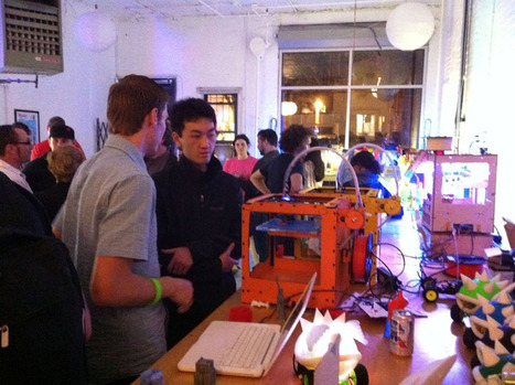 Ultimaker + | 3D Printing and Fabbing | Scoop.it
