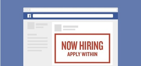 3 Steps for Recruiting with Facebook Ads | Sprout Social | Social | Scoop.it