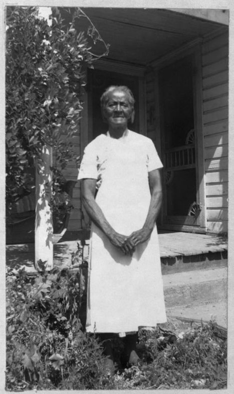 """I was born March 23, 1850 in Kentucky, somewhere... 