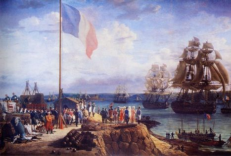 L'Arsenal de la Marine à Cherbourg, une ville dans la ville   Bateaux et Histoire   Scoop.it