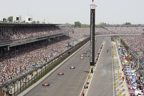 The Indianapolis 500: a remarkable test-case in the future of transmedia programming | Transmedia: Storytelling for the Digital Age | Scoop.it