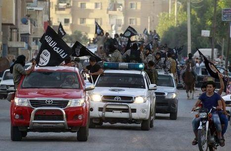 ETAT ISLAMIQUE: Les USA fourniraient des informations à la Syrie ' Histoire de la Fin de la Croissance ' Scoop.it
