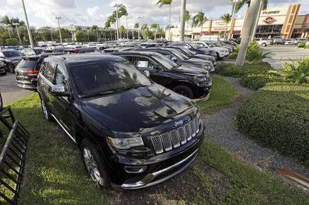US gov't accuses Fiat Chrysler of cheating on emissions | News we like | Scoop.it