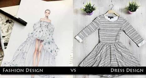 Fashion Designers Vs Dress Designers In Fashion Designing Courses And Training Scoop It