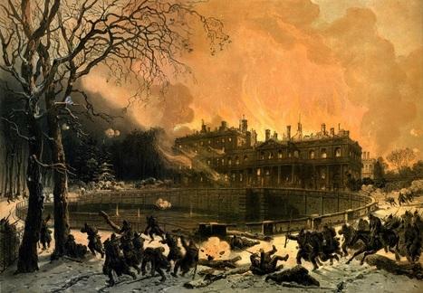 1870-1871, Saint-Cloud, l'année terrible - La Tribune de l'Art | Théo, Zoé, Léo et les autres... | Scoop.it