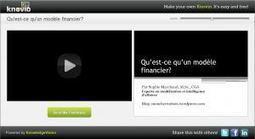 Knovio: Animez vos présentations avec des vidéosnarratives! | LES TICE EN CLASSE DE FLE | Scoop.it