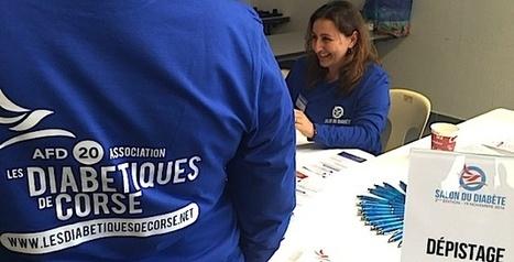Diabète : Journée de dépistage à la salle des fêtes de Biguglia - Les Diabétiques de Corse | ADC | Scoop.it