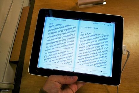 Une chronologie du livre numérique des origines à nos jours | TICE et Web 2.0 | Scoop.it