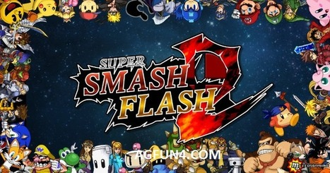 Super Smash Flash 2 Unblocked (Fighting Game) P