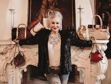 Women On Purpose: Beverly Feldman, Shoe Designer - The OP Life | Nonprofit marketing communications | Scoop.it