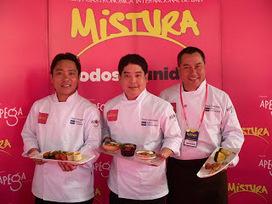 Le futur grand boom de la cuisine nikkei | Fêtes Gourmandes | Scoop.it
