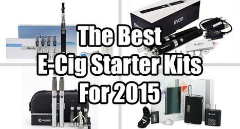 Vote for the Best E-Cig Starter Kit for 2015 - | E-Cigarettes | Halo Cigs | Scoop.it
