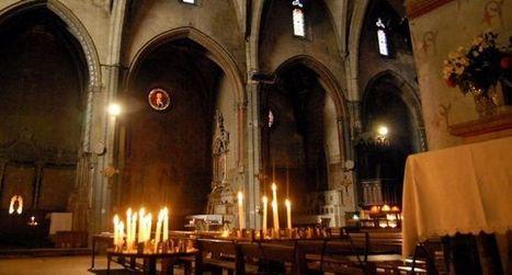 Un appel aux dons pour sauver l'église des Carmes à Carcassonne | L'observateur du patrimoine | Scoop.it