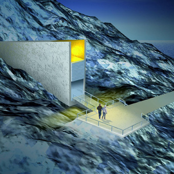 """Doomsday Seed Vault"" in the Arctic – 