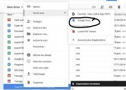 Comment faire de Google Drive un outil OCR - Les Outils Google | Management et promotion | Scoop.it