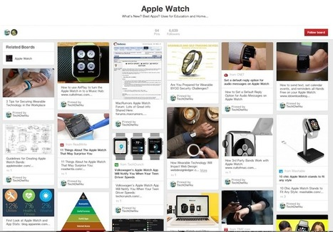 60+ Resources, Articles, App Lists and More to Support the Apple Watch   Apple Watch EDU   Scoop.it