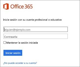 office 365 iniciar sesion www office365 com