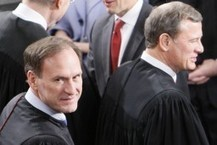 Federal Judge Slams Justice Alito's Lack Of 'Understanding Or Interest' In Race Or Gender Equality | Collateral Websurfing | Scoop.it