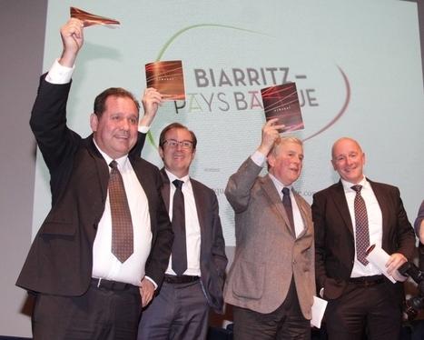Tourisme : la marque Biarritz - Pays basque officiellement lancée | Actu Réseau MONA | Scoop.it