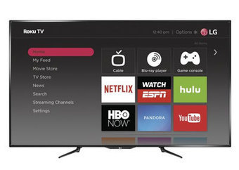 LG 65LF5700 LED Smart Roku HDTV Review - All Electric Review | Best HDTV Reviews | Scoop.it