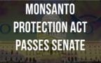 La loi de protection de Monsanto donne à Monsanto plus de pouvoir que le gouvernement US   Sustain Our Earth   Scoop.it