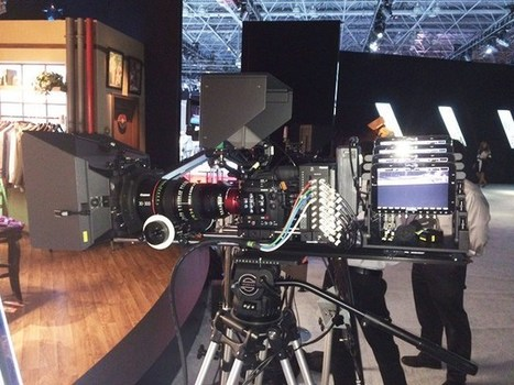 Convergent Design Fully Supports That Canon Prototype 8K Cinema EOS Camera | Cinescopophilia | Scoop.it