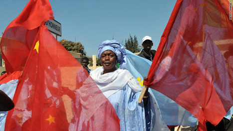 Is China good or bad for Africa? | AP Human Geography Finnegan | Scoop.it