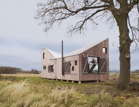 A Modern, Energy Efficient House in Czech Republic by ASGK Design | sustainable architecture | Scoop.it