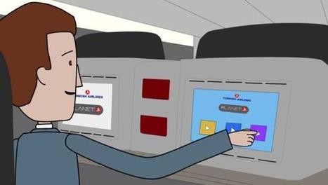 Turkish Airlines Is Letting Startups Pitch To Business Class Passengers During Flights | Jaien Digital Curation | Scoop.it