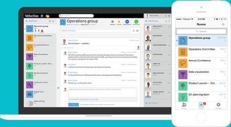 5 herramientas para la comunicación en tu equipo de trabajo | AgenciaTAV - Asistencia Virtual | Scoop.it