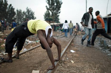 In Pictures: Yoga bends the trends in Kenya - Aljazeera.com | RichDubai | Scoop.it