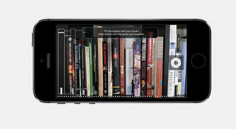App lets readers digitize their bookshelf for free | Evolução da Leitura Online | Scoop.it