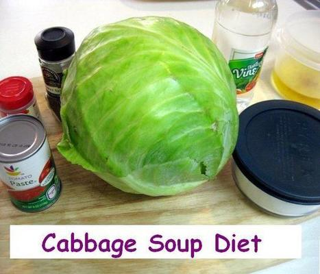 Cabbage Soup Diet to lose weight- Just For hearts | Diet Plans : Make Healthier Food Choices! | Scoop.it