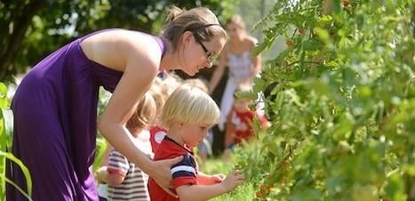 Bringing Back the Art of Gardening - HottyToddy.com | Vertical Farm - Food Factory | Scoop.it
