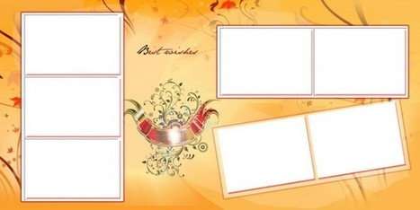 Birthday Invitation Card Psd Cover Free Downloa