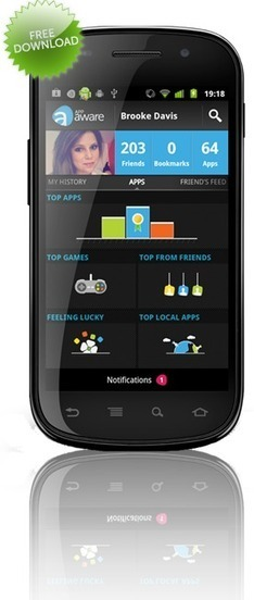 AppAware.com - Social Apps Discovery for Android | +#CCLQ™ | Scoop.it