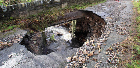 Clean up continues after flooding in North Wales - Daily Post North Wales | Climate Chaos News | Scoop.it
