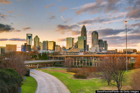 The 5 US Cities That Should Be On Your Radar | Charlotte North Carolina | Scoop.it