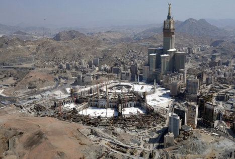 What Muslims Do on Hajj, and Why | Geography & Current Events | Scoop.it