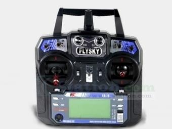FlySky FS-i6 2 4G 6CH AFHDS RC Transmitter With