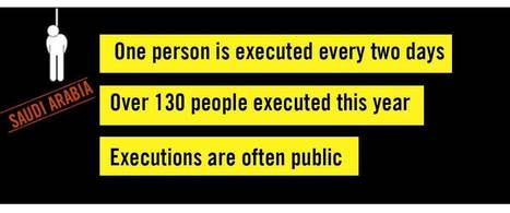Juvenile activist to be executed - help him! | Rights | Scoop.it
