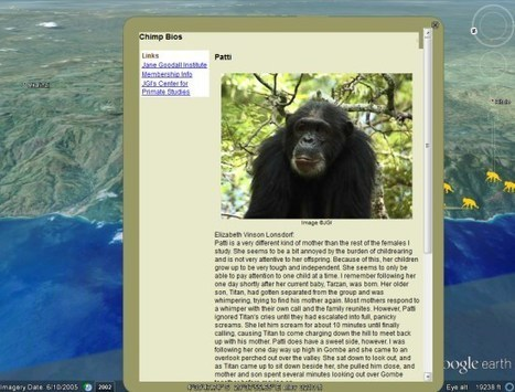 Google Earth A to Z: Japan and Jane Goodall - Google Earth Blog (blog) | Google Earth Resources | Scoop.it