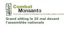 Manifestation mondiale contre Monsanto le 25 mai | EELV-IDF | pesticides : un vrai cancer social ? | Scoop.it