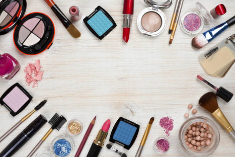 Big Drop in Chemical Levels in Girls Who Switched Cosmetics | Advertising, I say | Scoop.it