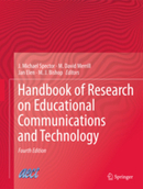 """The TPACK framework in the Handbook of Ed Comm & Tech (4th Ed.) 