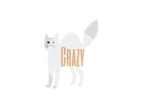 Crazy Male Cat Lady | Cat Art | Scoop.it
