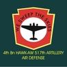 Hawk missiles, 1960 - 1970 flamenco island