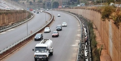 African Roads: Why So Many Chinese Contractors? | Invest in Africa | Scoop.it